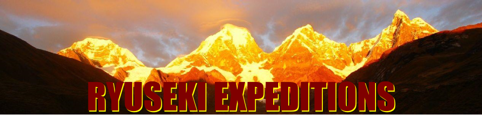 RYUSEKI EXPEDITIONS
