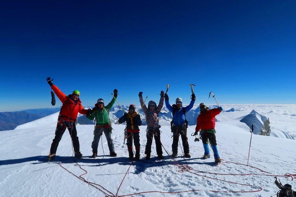 ペルー最高峰ワスカラン登山隊2017写真集