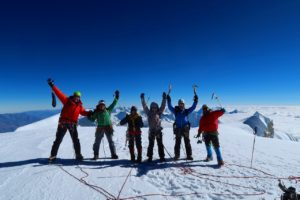 RYUSEKI EXPEDITIONS HUASCARAN 2017 the movie road to glacier