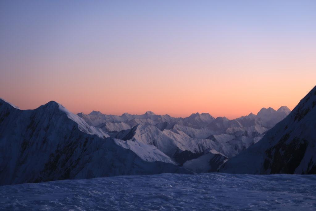 キルギス パミール山脈 レーニン・ピーク登山隊2017写真集