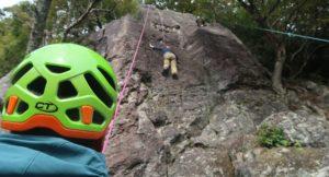 12月16日17日 八ヶ岳アイス・クライミング講習会 裏同心ルンゼ~横岳登頂2日間