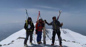 快晴強風 西穂高岳2909m