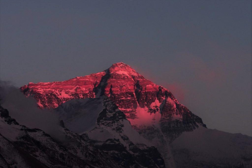 エベレスト登山隊2018チベット 無事終了しました。