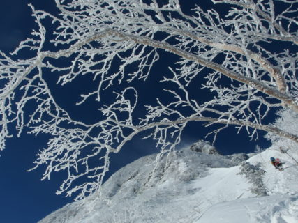 2月9日~11日 厳冬期 南アルプス 北岳 3193m 3日間