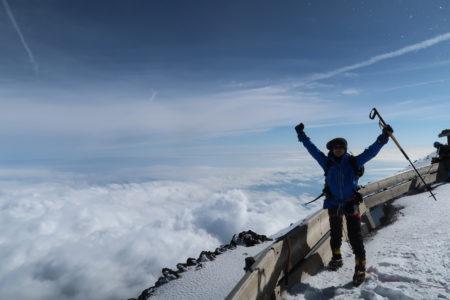 南米最高峰アコンカグア登山隊2018説明会@富士山