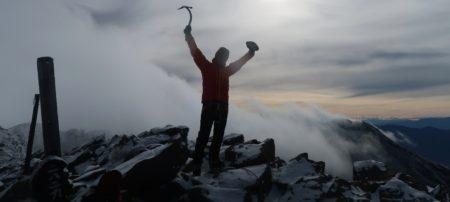 マウント・クック・トレーニング@八ヶ岳裏同心ルンゼ~横岳2829m