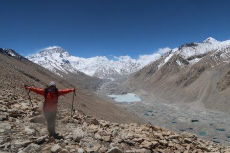 エベレスト今季初登頂