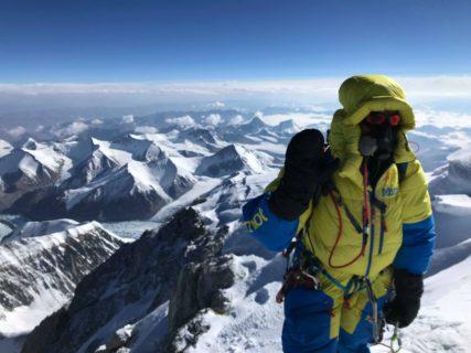 エベレスト登山隊2019チベット登頂データ