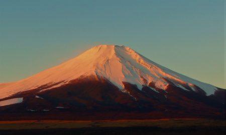 11月21日22日23日 冬の日本最高峰富士山3776m3日間