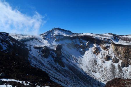 チュルー・ウエスト登山隊2020説明会@富士山