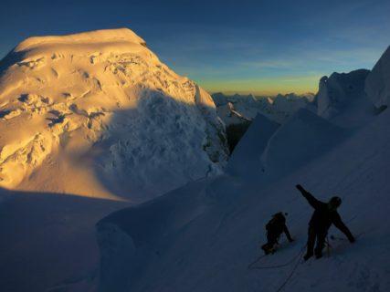 南米ペルー最高峰ワスカラン6768m