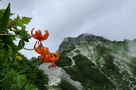 剱岳2999m平蔵谷から南壁A2登頂!