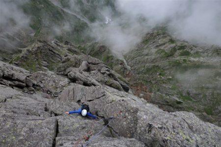 10月1日~10月3日 紅葉シーズン最盛期 北穂高岳3106m滝谷と前穂高岳3090m北尾根3日間