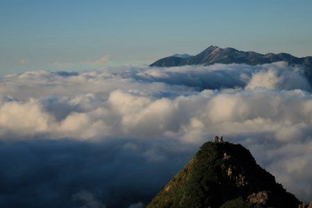 奥穂高岳3190m登頂!ジャンダルム3163m縦走!