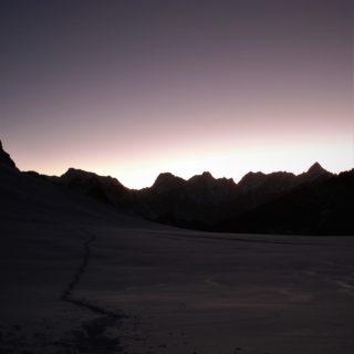 11年前の今日は、ネパールのニレカ・ピーク6159mに登っていました。