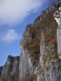11月3日 マルチピッチ岩登り講習会 二子山中央稜 1日間