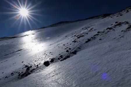 雪山登山2020/21スタート!