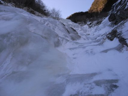 12月28日~30日 甲斐駒ケ岳2967m黄蓮谷右俣3日間
