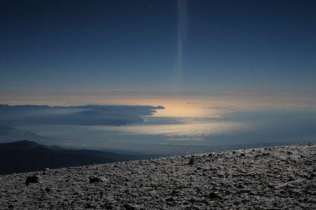 またまた冬富士登頂!