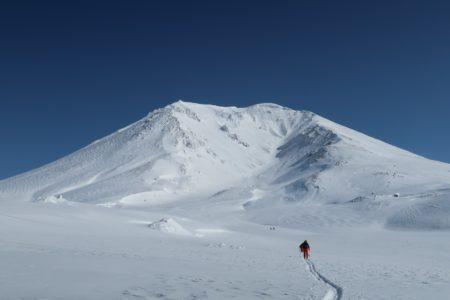待ちにまった晴天!大雪山旭岳