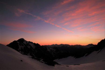 5月31日~6月2日 北アルプス 剱岳2999m 八ツ峰縦走3日間