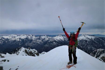 剱岳3000m超登頂 長次郎谷&立山川スキー滑降