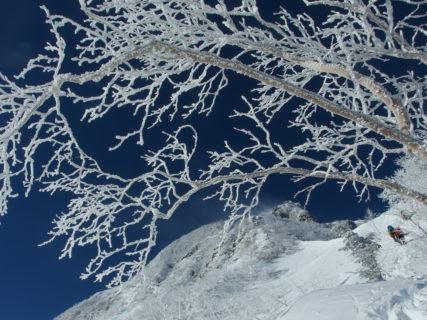 12月21日22日 甲斐駒ケ岳2967m登頂 黒戸尾根2日間