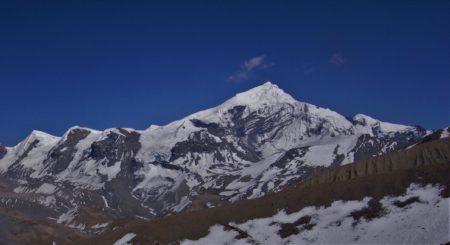 ネパール・ヒマラヤ チュルー・ウエスト登山隊2020 6419m