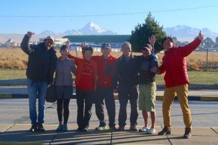 南米ボリビア ウユニ塩湖とワイナ ・ポトシ登山隊2019スタート!