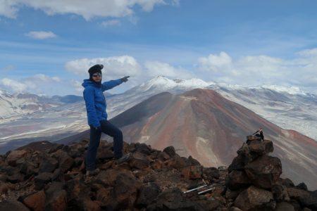 バランカス・ブランカス山6027m登頂!