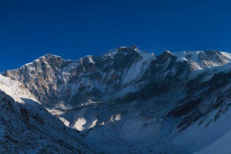 ネパール・ヒマラヤ チュルー・ウェスト 6419m登山隊2020登頂データ