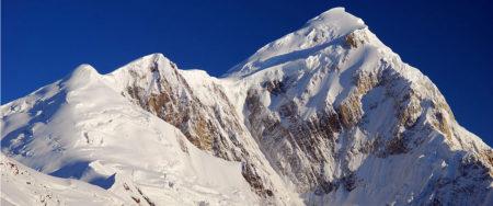 パキスタン カラコルム山脈  スパンティーク登山隊2020