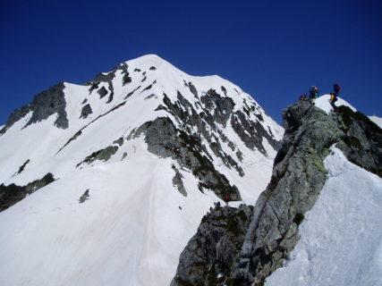 5月21日~23日 北アルプス 剱岳2999m 源次郎尾根3日間