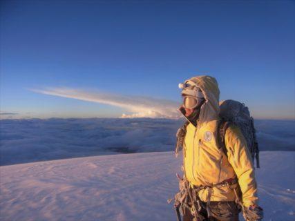 南米エクアドル最高峰チンボラソ6310m コトパクシ5897m  カヤンベ5790m
