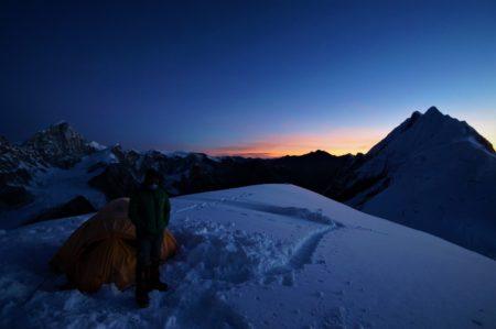 2年前の今日 マナスル8163m登頂
