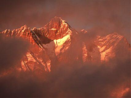 7年前の昨日は、アイランド・ピーク6189mに登っていました。