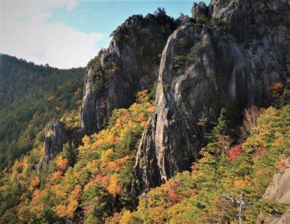 小川山屋根岩2峰南稜ルート