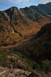 小川山マルチピッチ岩登り講習会