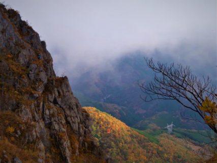 二子山中央稜